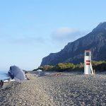 Spiaggia Coccorrocci, Marina di Gairo, costa orientale