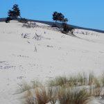 Spiaggia Le dune di Porto Pino sud-ovest