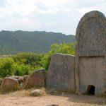Tomba dei Giganti S'Ena e Thomes, Dorgali