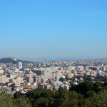 Cagliari, dove vedere la città e il mare dall'alto